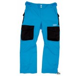 clwr bellow snowpant sky blue
