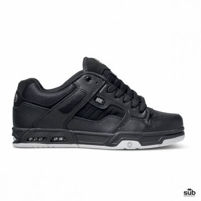 dvs enduro heir black ha leather