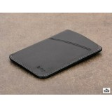 bellroy card wallet sleeve black
