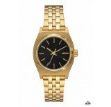 nixon small time teller gold black
