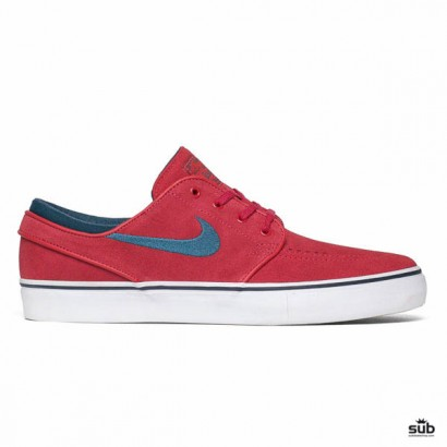 nike sb stefan janoski university red midnight