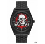 nixon time teller ripper black powell peralta