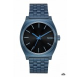 nixon time teller all blue black sunray