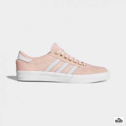 adidas lucas premiere Vapor pink grey one ftwr white