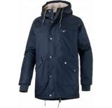 cleptomanicx spotter winter jacket dark navy