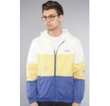 wesc magnus hooded jacket winter white